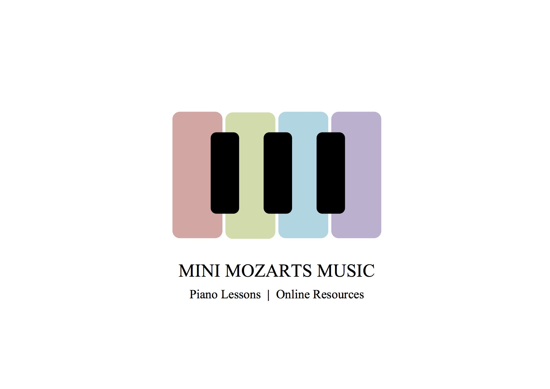 Mini Mozarts Music